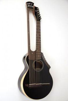 Brunner Travel Harp Guitar