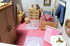 1000 images about sylvanian families on pinterest for Sylvanian chambre parents