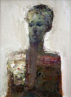 Dan McCaw (b. 1942, USA) - Internal Textures, 2013 Paintings: Oil on Canvas