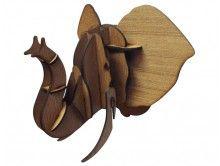 Troféu de parece Elefante JOTA - decor8 - R$230,00