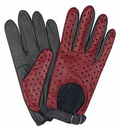Mens Leather Driving Gloves - The Thruxton Leather Driving Gloves, Leather Gloves, Leather Men, Hand Gloves, Men's Gloves, Fishing Gloves, Safety Gloves, Mens Gear, Sewing Leather