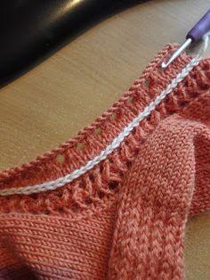 Socks, Knitting Tutorials, Crochet, Accessories, Ideas, Fashion, Knits, Dots, Tricot