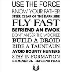 Star Wars Rules wall saying vinyl lettering home decor decal stickers... ❤ liked on Polyvore featuring home, home decor and office accessories