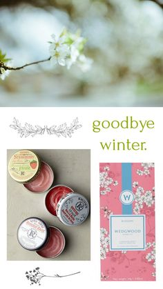 Julia's Bookbag: hello spring Happy Spring, My Spring, Hello Spring, Spring Time, Sencha Green Tea, Spring Treats, Russian Winter, Holiday List, Tea Packaging