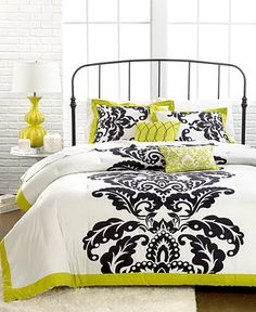 Mallorie 5 Piece Comforter and Duvet Cover Sets - #AD