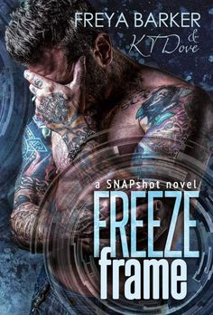 Happy Cover Reveal Freya Barker And KT Dove   COVER REVEAL  So excited to show you the cover for my upcoming collaboration with Author KT Dove in FREEZE FRAME!!  It will be ready for release next month! Thank you for the beautiful cover image by the unfairly talented Reggie Deanching and the perfect personification of our hero by the kind professional and of course awfully good-looking Michael Joseph  Cover design was done by yours truly for Rebel Edit & Design!http://ift.tt/2lgGgLn A new…