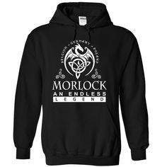 [Cool shirt names] MORLOCK an endless legend Teeshirt Online Hoodies, Funny Tee Shirts