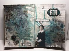 Art - art journal page