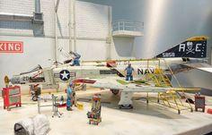 Hasegawa Phantom II F-4J VF-84 1:48 - kit review - Scale Modelling Now