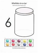 cut and paste counting activity from www.preschool-printable-activities.com
