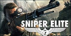 Sniper Elite V2. Some defaults, but a very interesting FPS game...