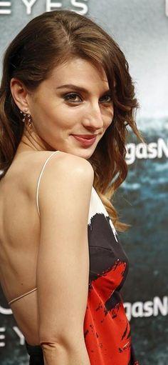 María Valverde on Dior - Exodus Madrid Premiere