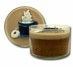 Scent-Sations Mia Bella's scented candles, wax melters, & home fragrance products Candle Craft, Candle Jars, Coffee Table Candles, Candle Supplies, Hand Sculpture, Keep Calm And Drink, Coffee Break, Drink Coffee, Glass Jars