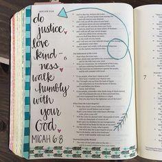 Micah 6:8 #belovedartbible