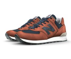 Design a one-of-a-kind NB1 574 to match your personal style. The 574 is the epitome of iconic New Balance design — and you can make it completely yours with unique colors, materials and signature details. So start a new trend or go against the grain — you know what you want, and we know how to craft it right. Balance Design, Know What You Want, Custom Shoes, Unique Colors, Design Your Own, New Trends, New Balance, Personal Style, Sneakers