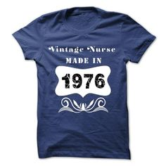 Vintage Nurse Made In 1976