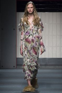 70's inspired Gucci Fall 2015 RTW Runway – Vogue