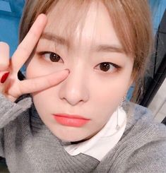- seulgi discovered by 맨디 on We Heart It