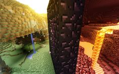 Minecraft - The Other Side by JohnTuley on deviantART
