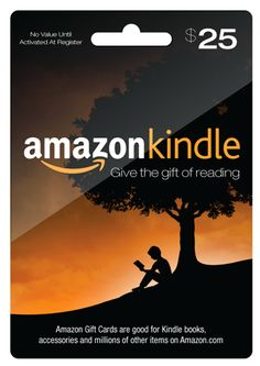I regularly use the Kindle app on my iPad to read books. This is a gift certificate I would definitely use. Amazon Card, Amazon Gifts, Preppy Car Accessories, Amazon Codes, Starbucks Gift Card, Gift Card Generator, Buy Gift Cards, Stocking Stuffers, Great Gifts