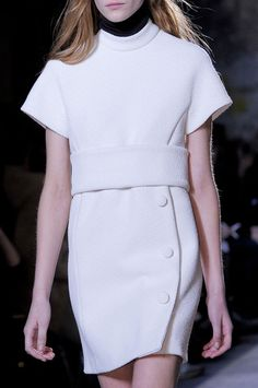 Proenza Schouler at New York Fashion Week Fall 2013 - Details Runway Photos