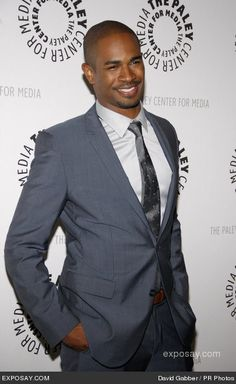 Damon Wayans Jr. So fine. So funny.