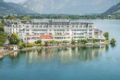 Auf einer privaten Halbinsel direkt am idyllischen Zeller See gelegen erwarten Sie im 4-Sterne Superior GRAND HOTEL ZELL AM SEE neben altösterreichischer Gastgebertradition und alpiner Gemütlichkeit, ein Hauch von kaiserlichem Luxus und Romantik, eine Prise Nostalgie und unkomplizierter 4-Sterne-Superior-Komfort. Hotel Zell Am See, Komfort, Packaging, Seasons, Island, Luxury, Nostalgia, Wrapping