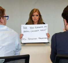 Women reveal all the sexist questions they've been asked at job interviews
