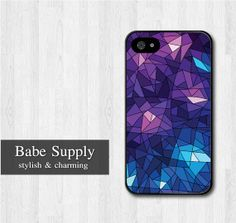 Ice Cube  iPhone 4 case iphone 4s case Geometric by BabeSupply, $8.99