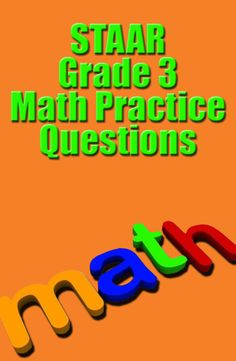 64 best staar test study guides images on pinterest staar test here is a set of staar math practice questions for grade 3 that will help your fandeluxe