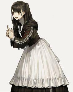 Pretty Art, Cute Art, Anime Maid, Maid Outfit, Nerd, Character Design Inspiration, Anime Art Girl, Kawaii Anime, Amazing Art