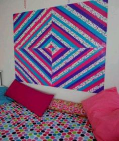 Duct tape creations I need to make this for my room!