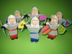 Ridders van smartiedoosjes