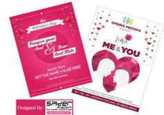 Spider India specializing in designing different form of marketing collateral including Brochure, Business card, Letterhead, Cover design, Flyers, etc.