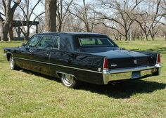 1969 Cadillac Fleetwood Series 75 limousine