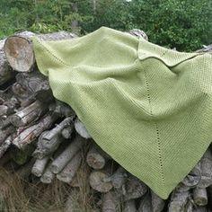 Trekantet tæppe fra Geilsk
