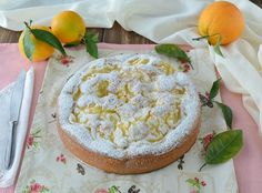 Torta Nua all'arancia - Un Pizzico Di Pepe Rosa- Ricetta facile-