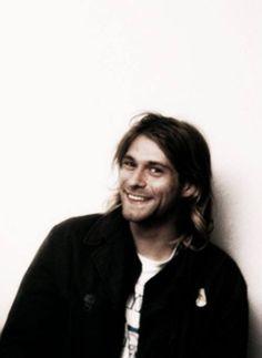 Kurt Cobain...20 February 1967 - 5 April 1994 no link just a beautiful picture.