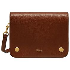 b3efd2677bde Buy Mulberry Clifton Small Classic Grain Across Body Bag Online at  johnlewis.com Mulberry Clifton