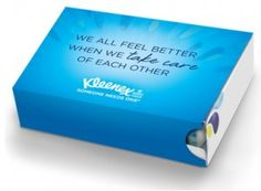 You can send 10 of your friends FREE #Kleenex samples with customized messages! Just log in or sign up to send out the free Kleenex sample packs to your friends!