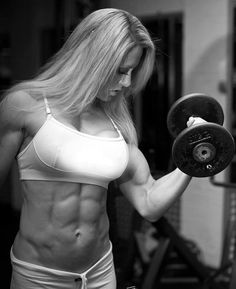 What weight training does :-) <3 love it #fitness #women #hardbodies #sexy