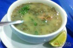 Receita de Caldo verde 1 em receitas de sopas e caldos, veja essa e outras receitas aqui!