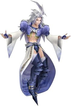 Final Fantasy IX Presented As A More Chibi Version Much Like Manga