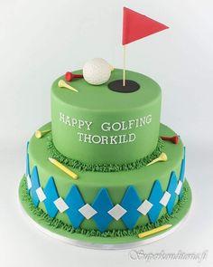 Golfkakku www.superkonditoria.fi