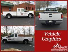 #VehicleGraphics are good for transmitting the message on your #Fleet! #BrandYourFleet