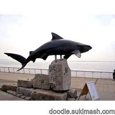 #shark #doodle #art #flying http://doodle.sukimash.com/file/view/12106