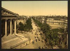 Франция в 1890-1900 годах