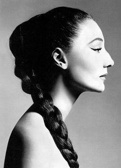Jacqueline by Richard Avedon