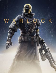 (100+) Tumblr  So psyched for Destiny !!! Warlocks defo my goto character class