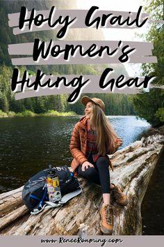 Holy Grail Women's Hiking Gear!